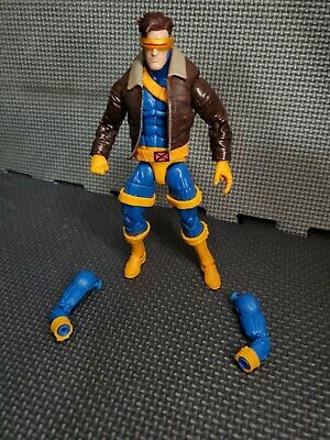 Custom Cyclops Jacket Warlock Wave Marvel Legends Figure X-Men