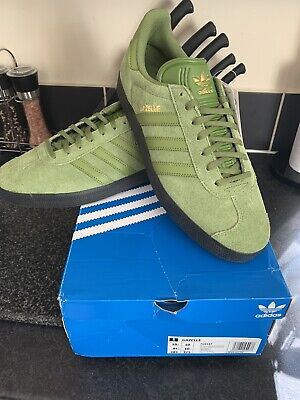 Adidas Gazelle Uk10 BNIBWT In Ardwick C/W Not Dublin Not Berlin