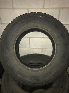 "Pnues 17"" tires used 17"""