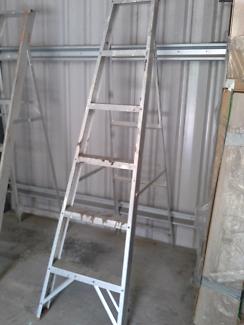 Aluminium 6ft step lader
