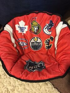 NHL Toddler Round Foldable Chair