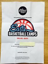 EASTS (Syd) Kids/Children's Holiday Camp Voucher VALUE $250 Randwick Eastern Suburbs Preview