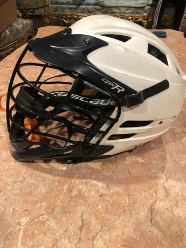 cascade cpx-r lacrosse helmet With Mouth Guard