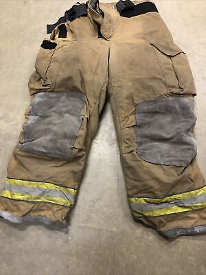 Mfg. 2005 Globe Gxtreme 36 X 30 Firefighter Turnout Bunker Pants Fire Rescue