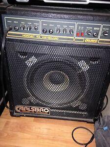 Amplificateur carlsbro