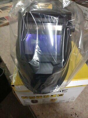 Esab A40 Savage Automatic Welding Helmet 0700000490 Black