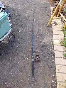 Ryobi cobra rod with bakelite alvey reel Joyner Pine Rivers Area Preview