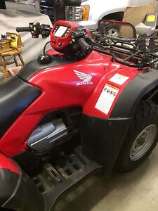 2005 Honda 500 Electric Shift 4x4