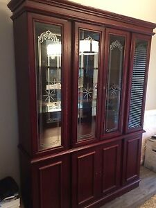 Moving Sale - Buffet and Hutch