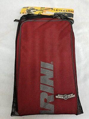 DeMarini Duffle Baseball Equipment Bag Red Players Bag - 5 Bat 36x10x10 NEW New Demarini Players