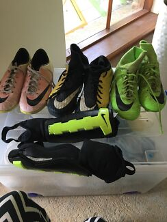 Youth Nike Soccer/Football Shoes