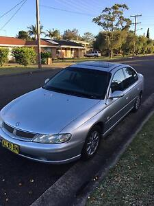 2001 Holden Commodore Berlina-Automatic Old Bar Greater Taree Area Preview