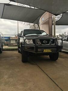 2011 Nissan Navara ST-X Space Cab Chassis D40 Automatic Armidale Armidale City Preview