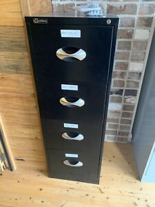 Wanted: Filing cabinet black 4 x draws -$25
