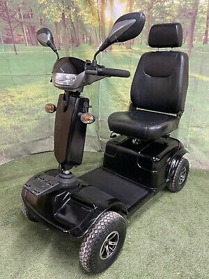 *** Lovely Large Rascal Pioneer 8mph Mobility Scooter All Terrain ***