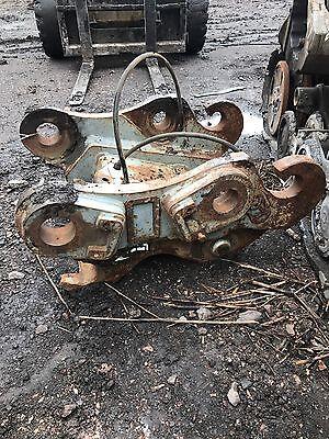 Excavator Quick Coupler Hydraulic