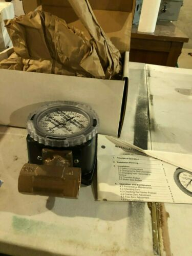 RCM 1-71-L-300-I Flow Meter New