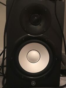 Yamaha Hs7 monitor speakers