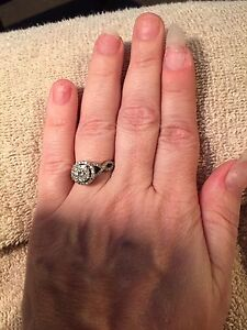 2 carat engagement ring for sale
