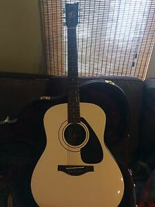 Yamaha signature electric acoustic guitar