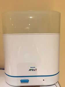 Philips Avent 3 in 1 Electronic Steam Sterilizer