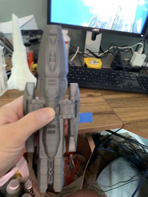 Battlestar Galactica ARC 3d printed   New! 10  inch