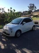 Fiat 500 pop Campbelltown Campbelltown Area Preview