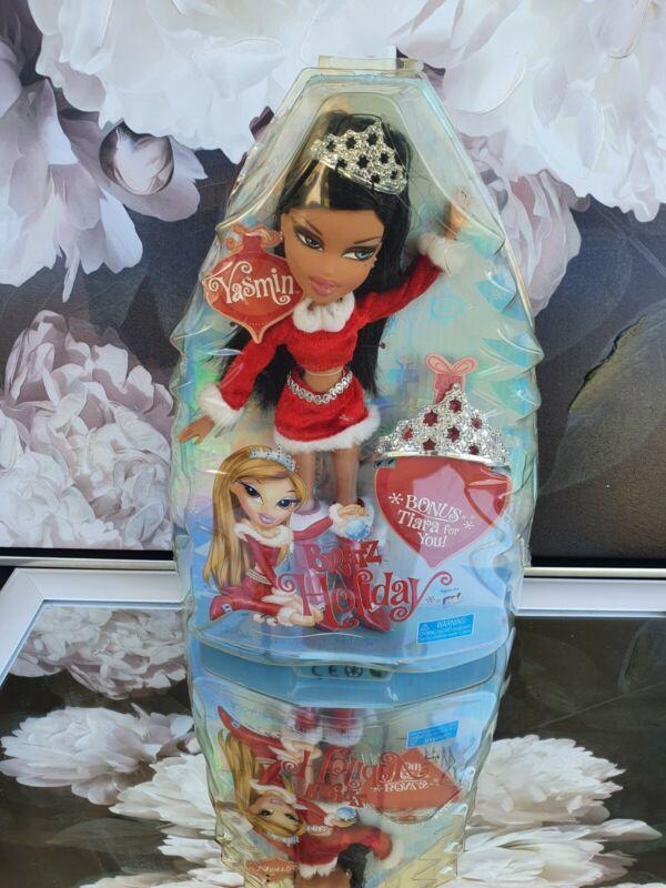 Bratz doll play  new in box holiday yasmin