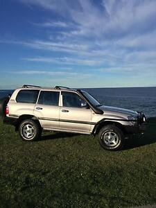 2003 Toyota LandCruiser Wagon Curl Curl Manly Area Preview