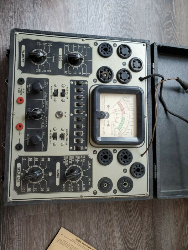 Superior Instruments Tube Tester 1280