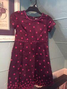 Beautiful Girls Dress. Size 7