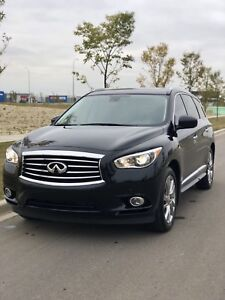 2015 Infiniti QX60 Technology Package, Low Km's, 7 Seater