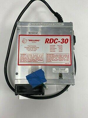 New BullDog Bull Dog 30 Amp 500 Watt RC Remote Control Charg