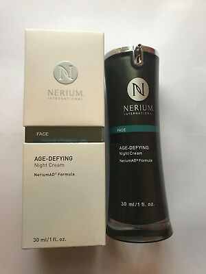Nerium Ad   Age Defying Night Cream  New In Box   Newest