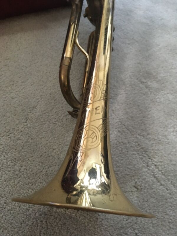 Nice Vintage Used Trumpet Bohm Meinl Germany