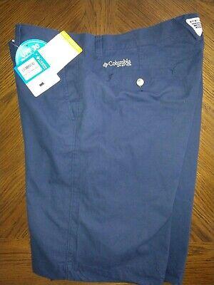 NWT Columbia Sportswear Men/'s Bonehead Shorts PFG Fishing Hiking Casual MSRP $35
