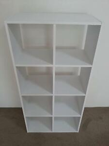 Shelving Units white and/or black Lane Cove North Lane Cove Area Preview