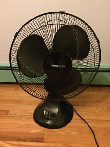 Homestyle fan