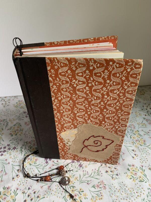 Handmade Junk Journal Notebook