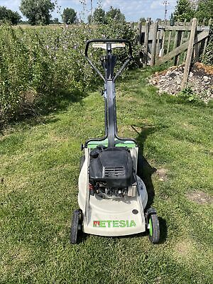 """Etesia Mower 17"""" Cut Briggs And Stratton Engine  - Needs Attention"""