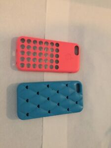 2 iPhone 5c phone cases