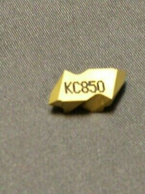 Kennametal - Ntk2l Kc850 Top Notch Threading Inserts -new- Singles Pack