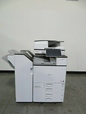 Ricoh MPC4504 C4504 color copier printer scanner  Only 105K copies 45 ppm color for sale  Shipping to Nigeria