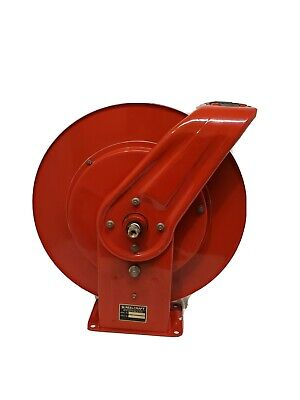 Reelcraft Air Hose Reel 2z864b Industrial Duty 300 Psi Holds 50 Of 38 Hose