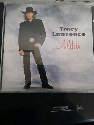 Alibis by Tracy Lawrence (CD, Mar-1993, Atlantic (Label)) CD2 (Tracy Lawrence-cd)