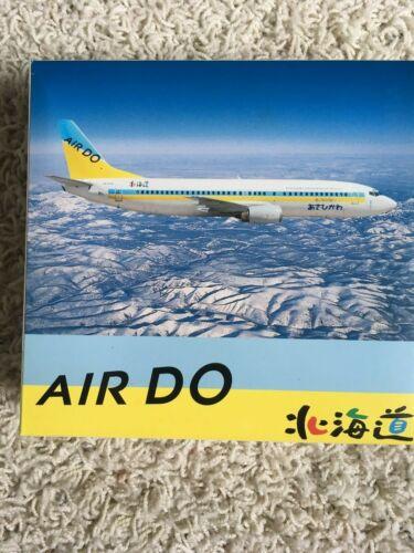 Very Rare Gemini Boeing 737-400 Hokkaido International Airlines AIR DO JA391K