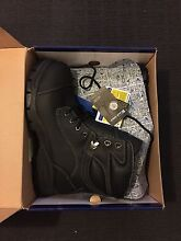 BRAND NEW size 11 steel cap boots Ocean Reef Joondalup Area Preview