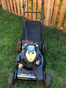 Brute Briggs & Stratton engine 6.75 Hp self propelled