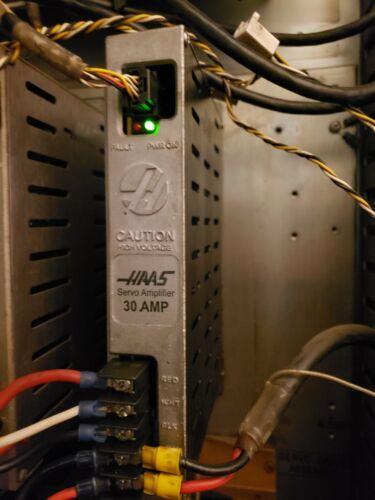 HAAS 30A 32-5550J SMART SERVO AMPLIFIER amp mill lathe vf sl hl 1 2 3 4 5 6 10