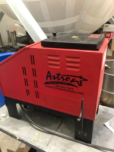 Astro Packaging D2 -15 TC500 Hot Melt Dispenser WITH 1 applicator.